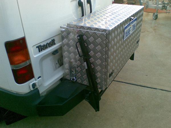 carvan storage