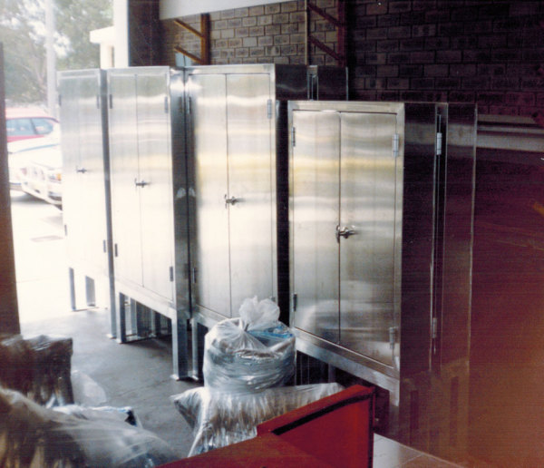 Sheet Metal Fabrication electrical boxes