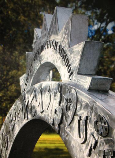 laser cut art