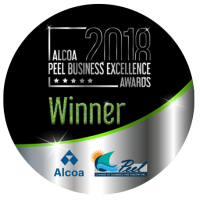 Alcoa Peel Business Winner