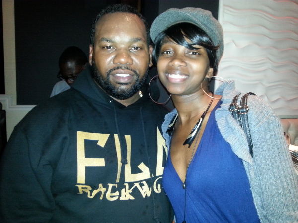 Raekwon of Wu Tang Clan.