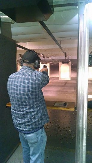 INDOOR FIRING RANGE
