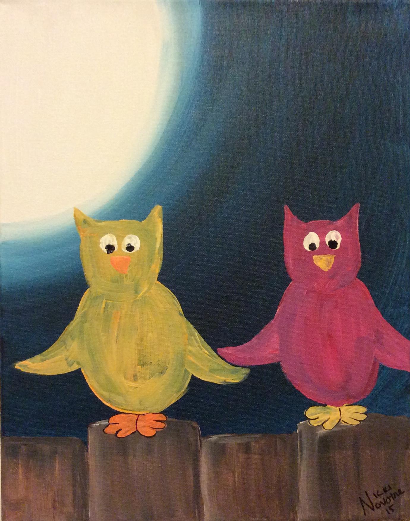 Lil owls