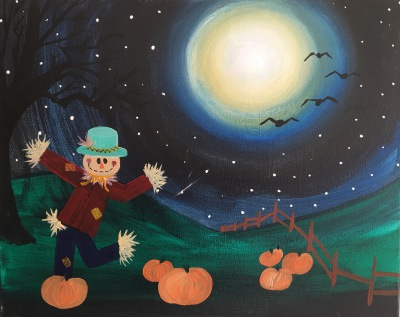 Dancing Scarecrow