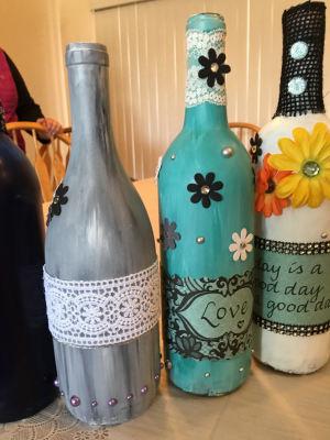 Variety Wine Bottles