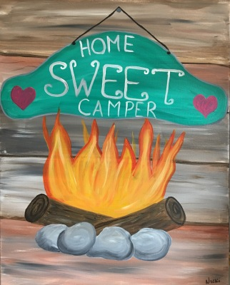 Home Sweet Camper