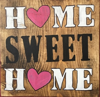 Home Sweet Home 11x11