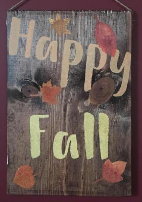 Happy Fall