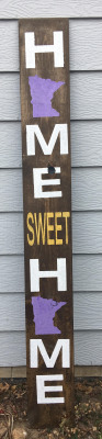 Home Sweet Home - 5ft Porch Sign