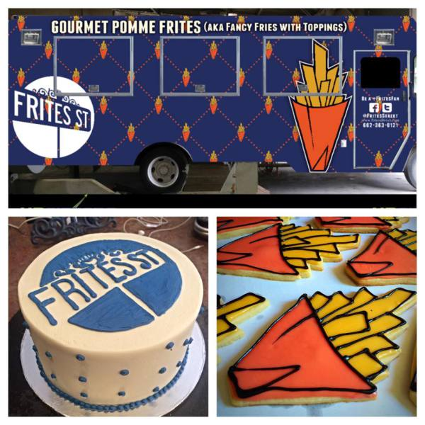 Frite's St. Food Truck Grand Opening 2015