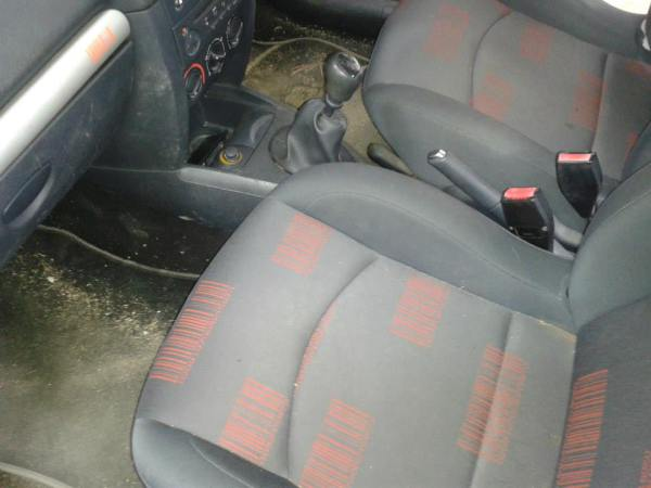 Renault Clio Before (front)