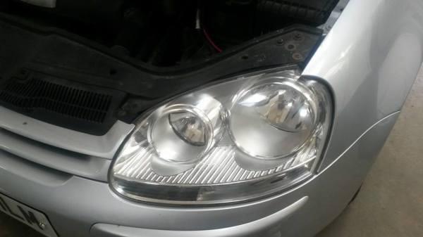 After Light Restoration
