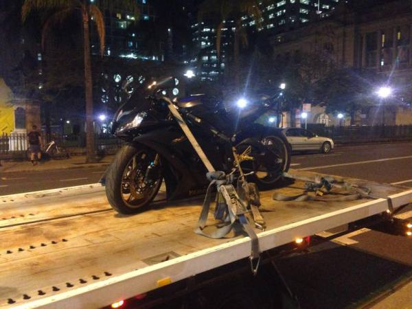 Motorcycle towing-Car towing Ipswich-towing-cars-cash for cars-Brisbane-Wrecker-GDM