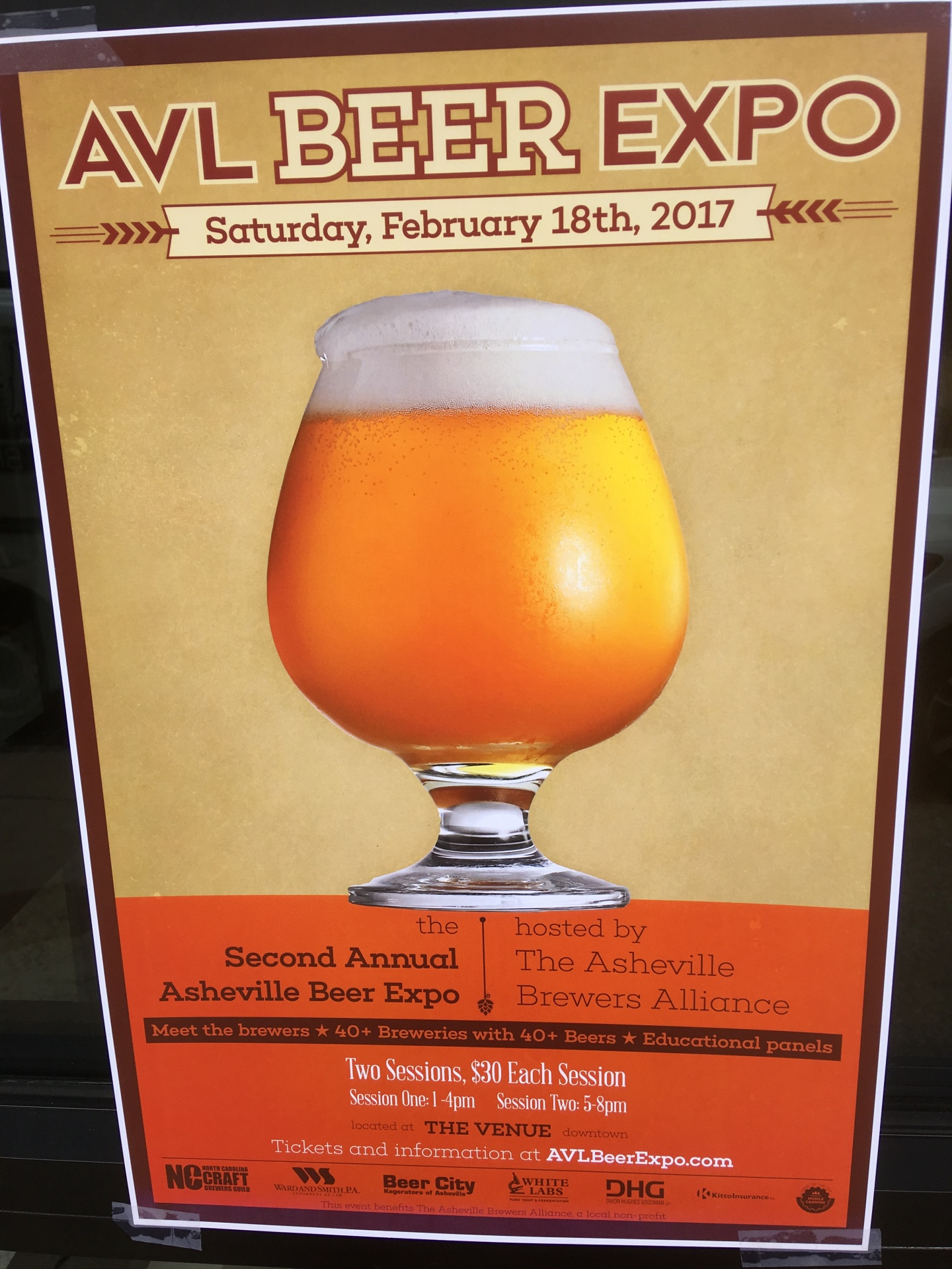 Asheville Brewery Expo