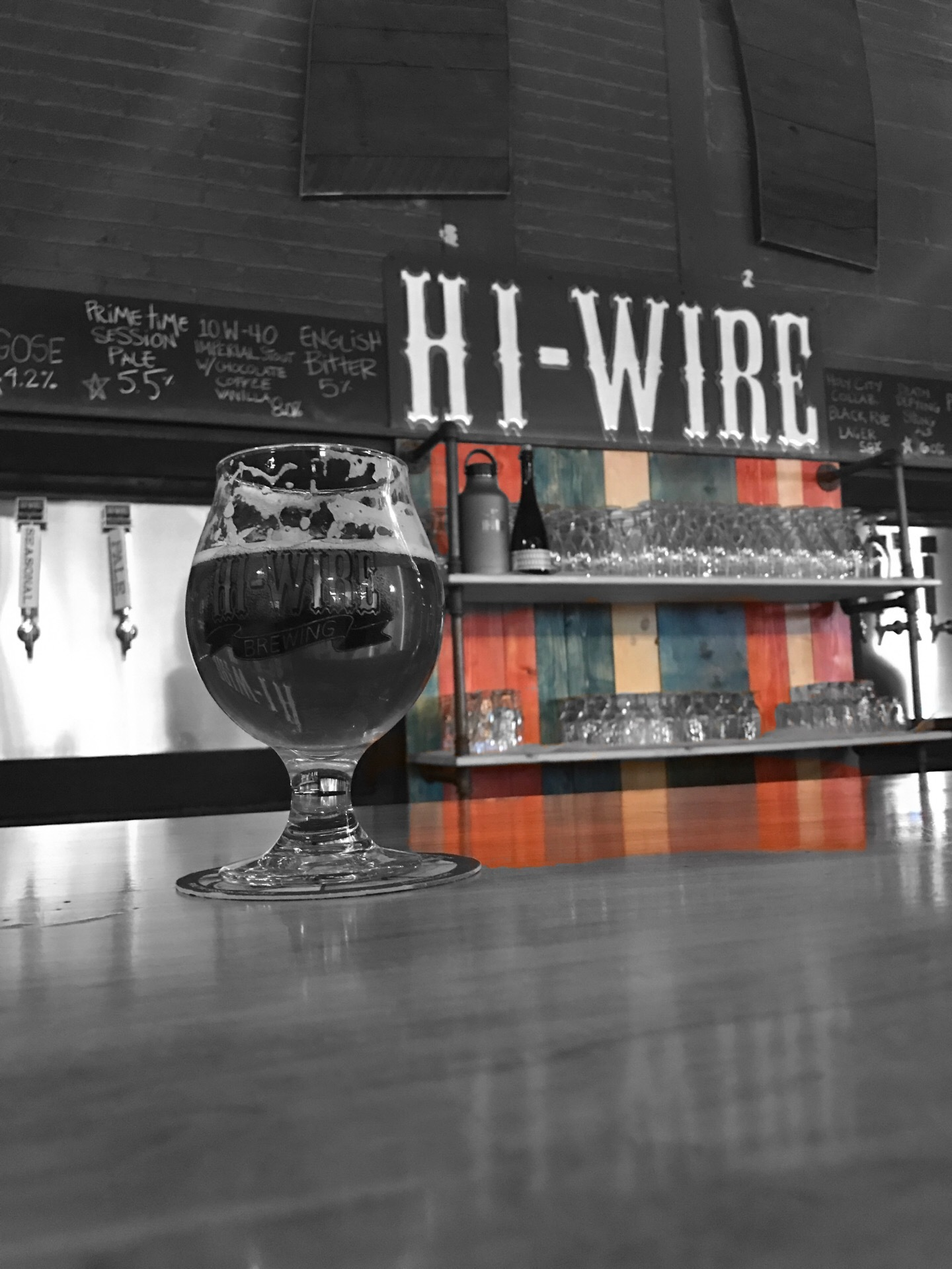 Hi-Hire Brewery