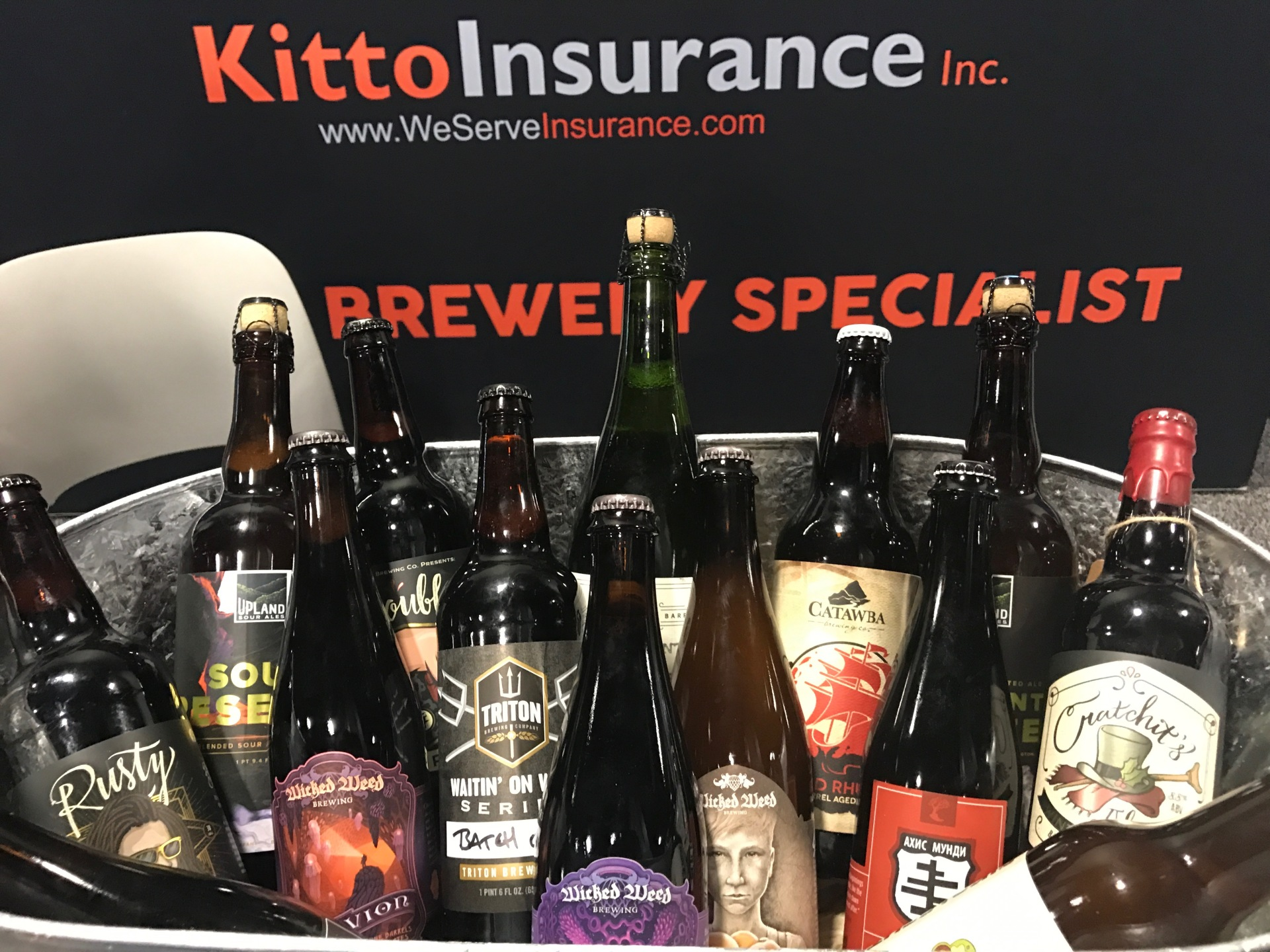 Craft Brewery Insurance #Insurnacesucks