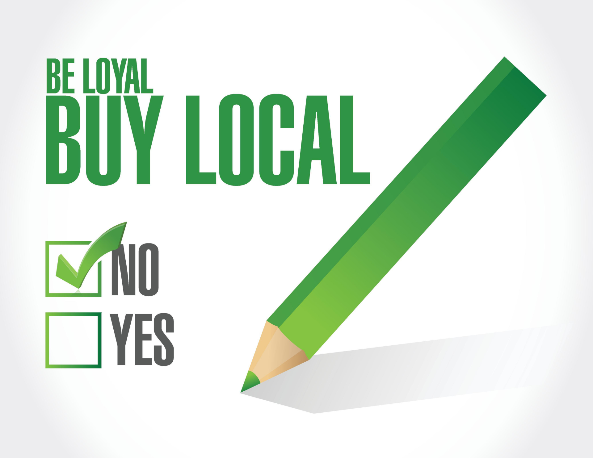 "Does ""Buying Local"" really matter?"