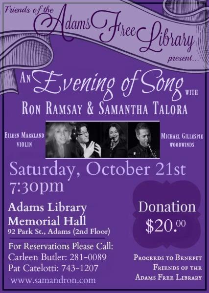 Saturday, October 21st