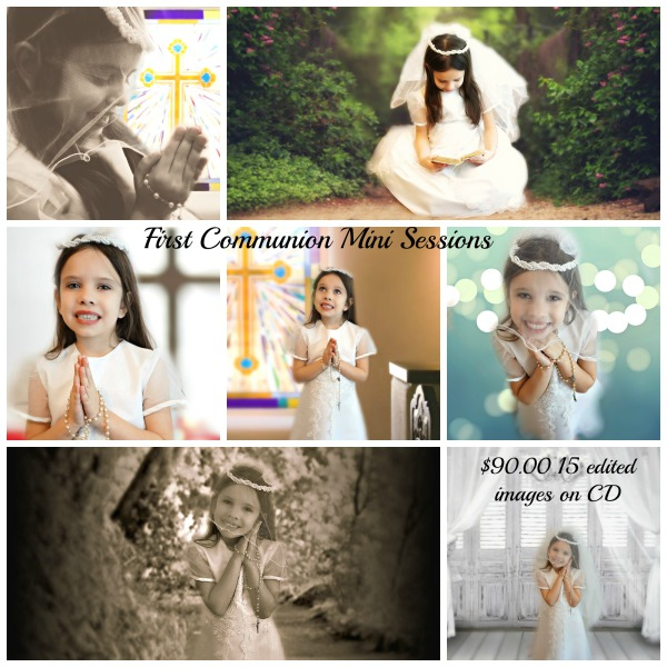 """First Communion """"The Path"""" Background"""