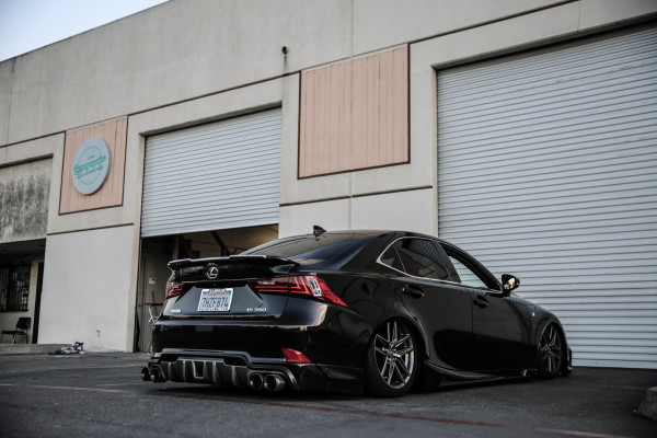 Airlift Accuair Airforceairsuspensions Rowen Lexus IS250 IS350