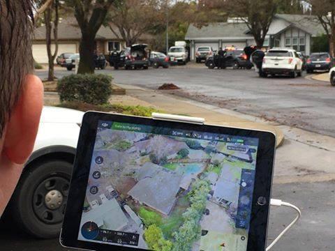 Modesto Police Catch Shooter Near Sipherd Elementary Using Drone.