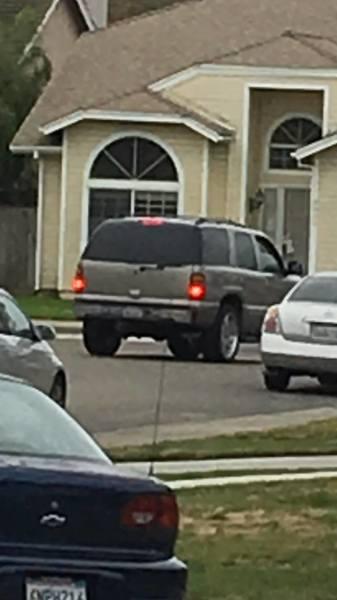 Suspicious Vehicle Following Teenage Girls.