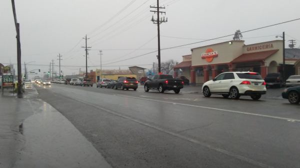 Trains Cause Back-Up On 132 In Empire. . .Again.