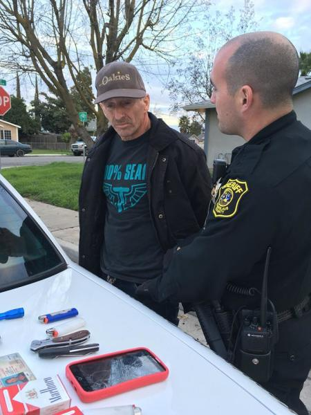 Waterford Man Gives Officer False Name And Goes To Jail.