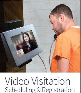 Video Visits Starting At Public Safety Center.