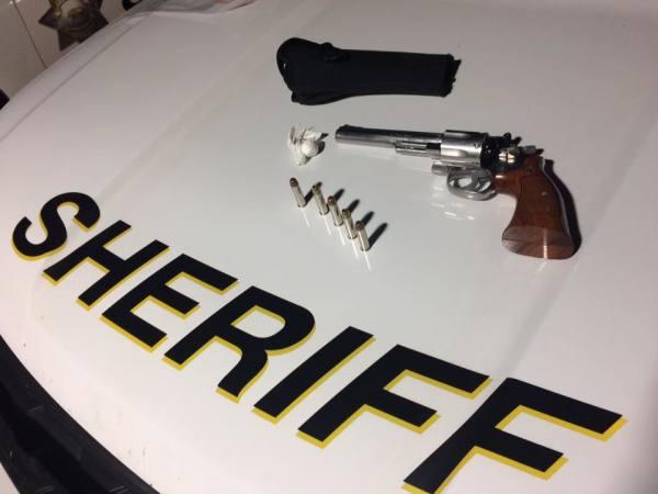 Fight In Patterson Leads To Stolen Gun Arrest.