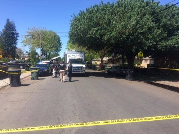 Nude Woman Found Deceased In Modesto.