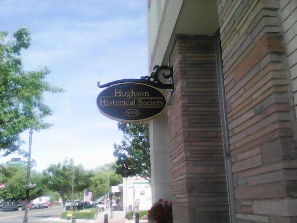 Houghson Historical Society Meeting.