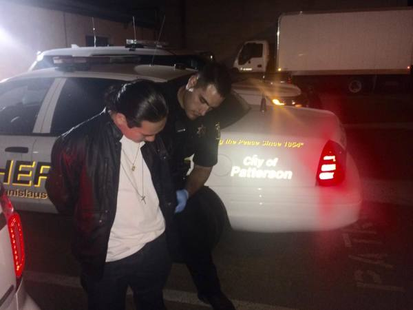 Armed Reckless Driver Arrested In Patterson.