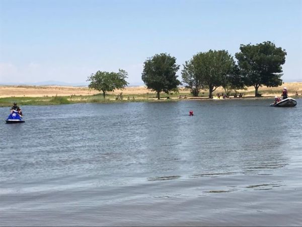 Drowning At Woodward Reservoir.