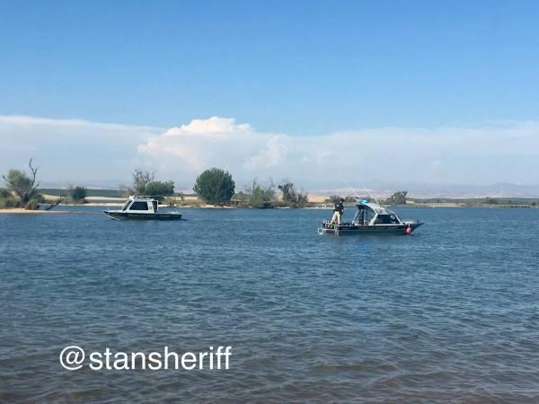 Man Missing At Modesto Reservoir.