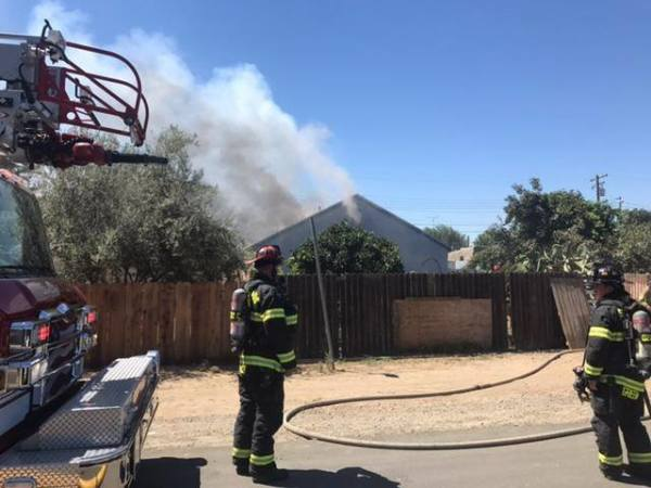 Busy 24 Hours For Modesto Fire.