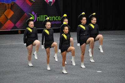Werribee DrillDance Club Juniors - Ascendancy