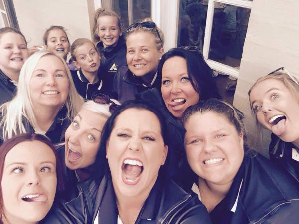 Werribee DrillDance Selfie - Ascendancy