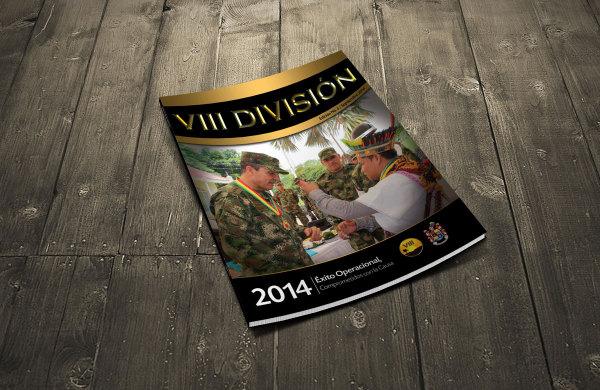 Revista - VIII División