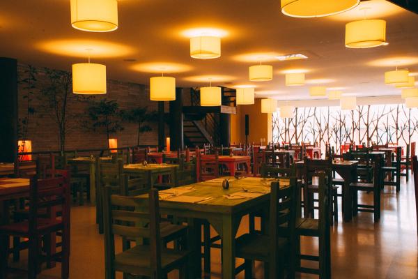 Retail Design - Restaurante