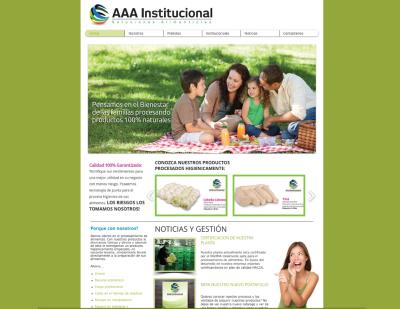Cliente: AAA Institucional