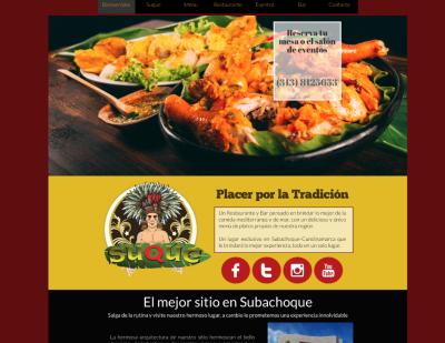 Cliente: Cadena de restaurantes SUQE