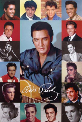 ELVIS…(MY VALENTINE)  By: Darryl Ashton