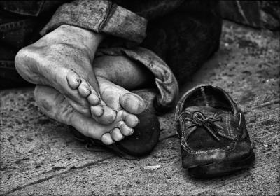 THE HOMELESS  By: Darryl Ashton