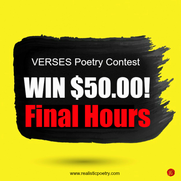 VERSES $50.00 Poetry Contest - Contestant #50 Polly Guerin