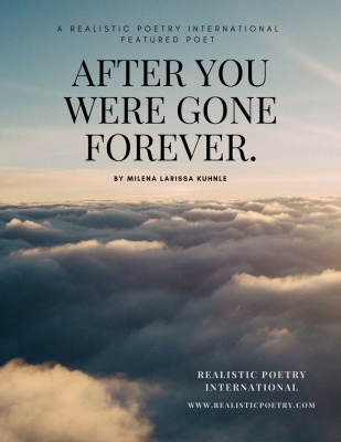 After you were gone forever by Milena Larissa Kuhnle