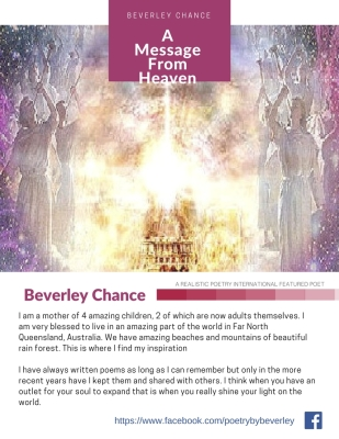A Message From Heaven by Beverley Chance