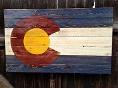 Colorado Wood Signs