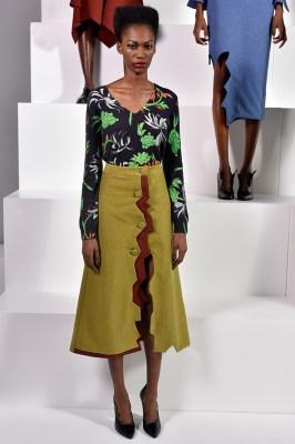 London Fashion Week Tata Naka
