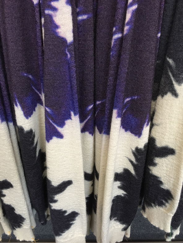 printed knitwear faering digital print mohair silk knitwear lou dalton john smedley